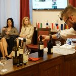 1. Dámský klub - degustace vín