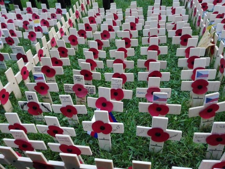 Remembrance Sunday Londýn