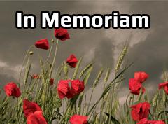 SIn memoriam